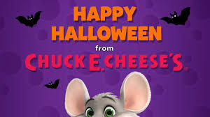 happy halloween image happy halloween from chuck e cheese u0027s youtube