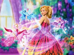 kids cartoons barbie mariposa fairy princess urdu video