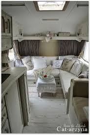 Trailer Home Interior Design by Best 25 Motorhome Interior Ideas Only On Pinterest Camper