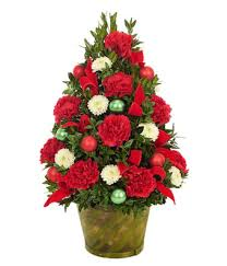 christmas flowers fromyouflowers