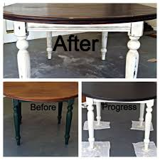 Refinishing A Kitchen Table by Best 25 Antique Kitchen Tables Ideas On Pinterest Rustic
