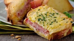 faire des canapes avec du de mie croque monsieur au four facile et pas cher recette sur cuisine