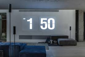 Loft Apartment Design by Modern Loft Apartment In Kyiv Open Space Minimalist Design