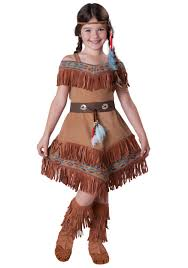 Native Indian Halloween Costumes Girls American Indian Maiden Costume Girls U0027 Native American