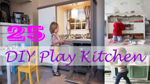 diy play kitchen ideas 25 diy play kitchen ideas kids youtube