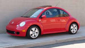 red volkswagen beetle 2002 volkswagen beetle turbo s german cars for sale blog