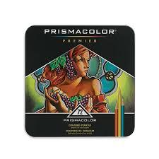 prismacolor pencils premier colored pencils set of 72