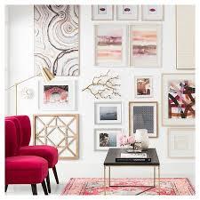 Target Office Decor Mixed Media Gallery Wall Threshold Target Bedroom