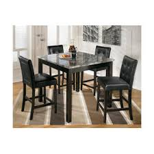 maysville counter height dining room table signature design by ashley maysville counter height dining room