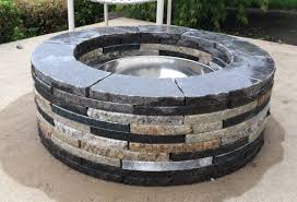 Firepit Bowl by Recycled Granite Fire Pits