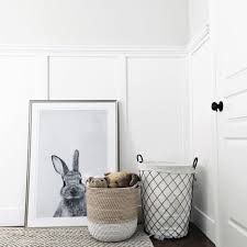 Rabbit Home Decor Rabbit Print Baby Animal Prints Woodland Nursery Decor Bunny