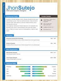 41 one page resume templates free samples examples formats downloa