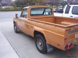 mazda pickup mazda repu rotary pickup