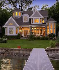 cape cod house style a cape cod shingle style lake home exterior detroit