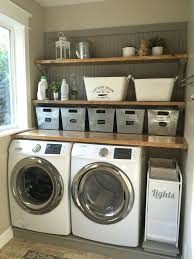 laundry room ideas basement laundry room decorations ideas and tips wood counter