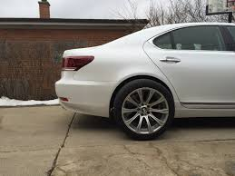 2010 lexus ls 460 awd will these wheels fit on my 13 ls 460 awd base clublexus