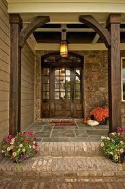 wood porch columns designs wooden porch columns uk how to build