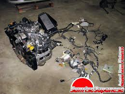 subaru wrx engine turbo jdm ej20g turbo dohc 2 0l impreza wrx gc8 gf8 92 96 engine ej20t