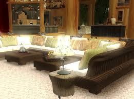 oak livingroom furniture modern wooden living room chairs