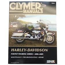 clymer repair manual harley davidson flh u0026 flt touring models 2006