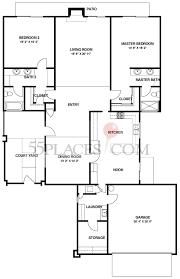 casa siena floorplan 2290 sq ft laguna woods village