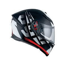 agv motocross helmet motorcycle helmet agv k5 darkstorm matt black red helmet