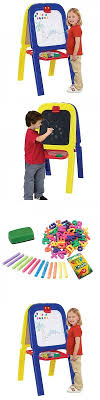 magnetic easel for toddlers easels 41204 crayola double easel 3 in 1 magnetic dry erase kids