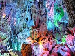 reed flute cave reed flute the rainbow cave that changes colors