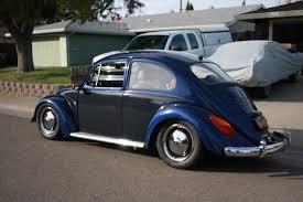 navy blue volkswagen beetle darryl u0027s 1966 beetle peninsula automotive