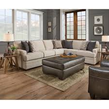 Upholstery Sectional Sofa Simmons Upholstery Sectional Sofas Hayneedle