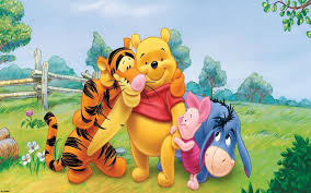 winnie the pooh halloween background wallpaper of pooh bear