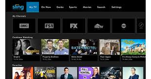 Sling Tv Lg U0027s Webos Platform Continues 2017 Expansion With Sling Tv Growth