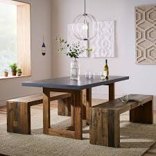 Ashton Dining Table West Elm - West elm emmerson industrial expandable dining table