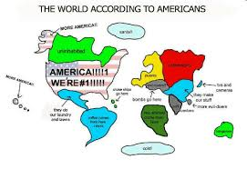 Funny America Memes - 25 best memes about world according to americans world