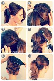 hair styles in two ponies 12 best diy hair ponytail alternatives images on pinterest