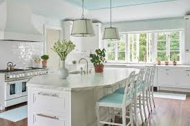 what color to paint kitchen island with white cabinets painted kitchen island design ideas