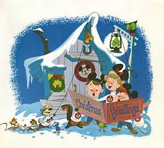 illustration disney christmas cards animationresources org