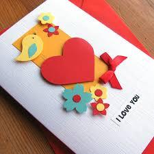 Designs Of Making Greeting Cards For Valentines 164 Best Cards Valentine Love Images On Pinterest Valentine