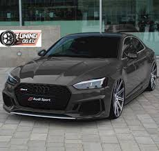 audi rs5 coupe black audi a5 rs5 coupe 2017 by tuningblog eu tuningblog eu