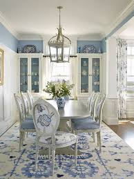 Best  Cozy Dining Rooms Ideas Only On Pinterest Settee Dining - Blue and white dining room