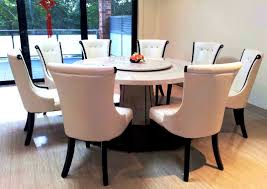 Round 54 Inch Dining Table Furniture Handsome Marble Dining Tables Kitchen Top Table