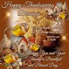 happy thanksgiving blessings pictures photos and images for