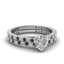Wedding Ring Sets For Him And Her White Gold by Top 25 Wedding Ring Sets With Images