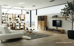 Wooden Furniture In A Contemporary Setting - Wood living room design