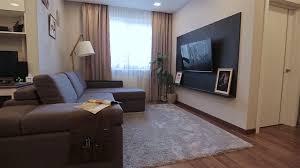 home interior walk through living room warehouse conversion empty