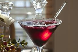 martini cranberry blueberry martini recipe made with ultimat vodka