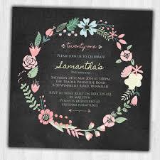 25 cute floral invitation ideas on pinterest floral wedding