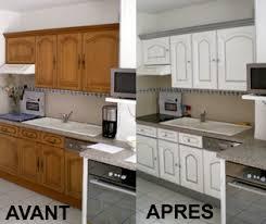 renover meubles de cuisine stilvoll renover meubles cuisine meuble de formica rustique en bois