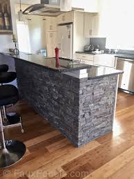 stone kitchen islands kitchen island design ideas project pictures to inspire
