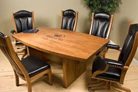 Oak Meeting Table Conference Tables Archives Amish Oak Furniture Mattress Store